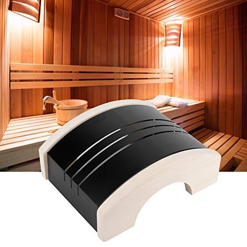 Sauna Lichtkap Explosieveilig, Saunaruimte Roestvrij staal Anti-explosie Lampenkap Lichtkap Sauna Accessoires - Bewijs Rond Zwembaden Hot Tubs Benodigdheden