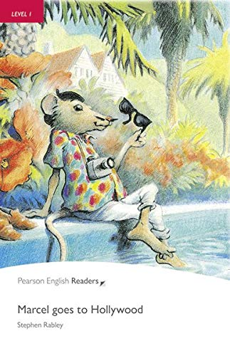 Penguin Readers: Level 1 MARCEL GOES TO HOLLYWOOD (Penguin Readers (Graded Readers))の詳細を見る