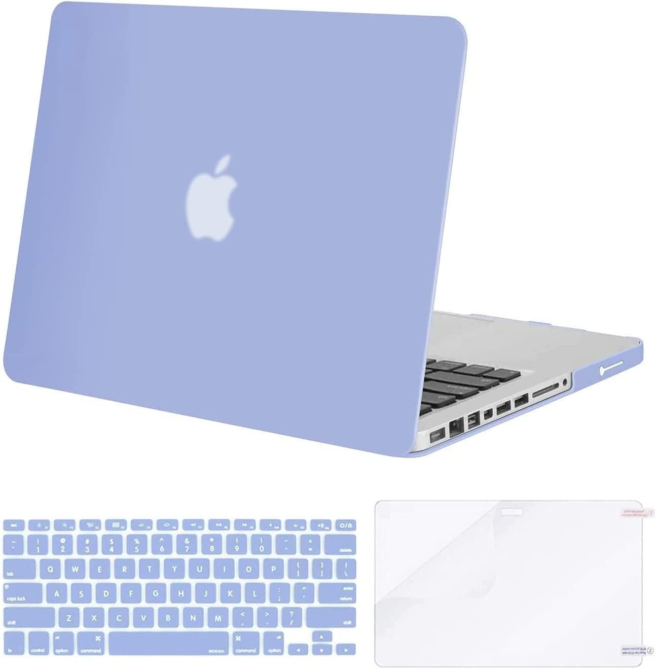 MOSISO Plastic Cheap super special price Hard Max 42% OFF Shell Case Protect Cover Keyboard Screen