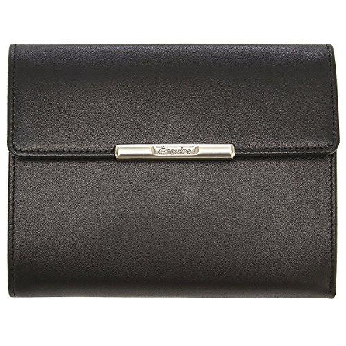 Esquire Helena Damenbörse 14 cm schwarz