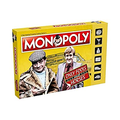 Only Fools and Horses Monopoly Official Game