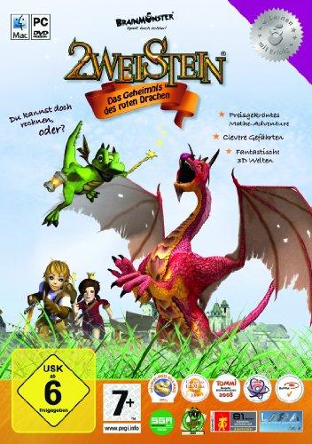 2weistein - Das Geheimnis des roten Drachen
