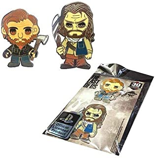 The Last of Us Bill and David Collectible Pin 2- Pack