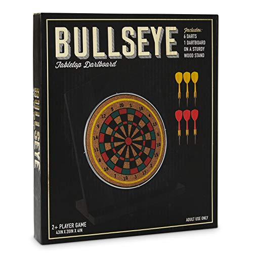 Charming Charlie Bullseye Desk and Tabletop Darts...