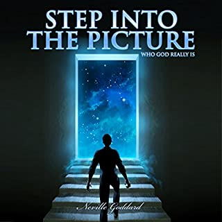 Step into the Picture: Who God Really Is audiobook cover art