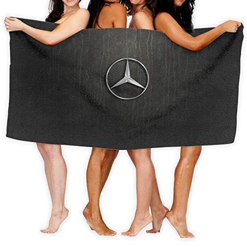 Large Puzzle Mercedes Benz Mikrofaser Strandtuch - schnell trocknend leicht Reisehandtuch Ultra saugfähig Sporthandtuch