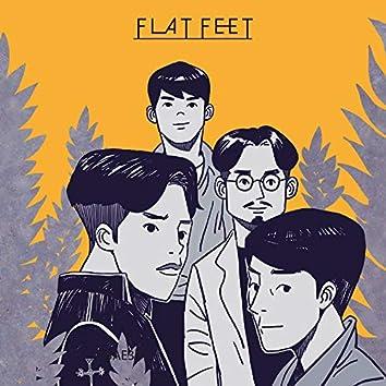 Flat Feet 1st mini album