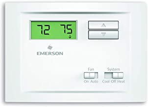 Best emerson thermostat warranty Reviews