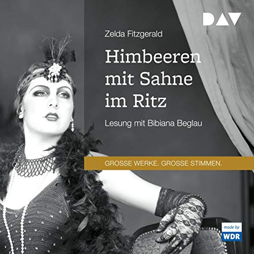 Himbeeren mit Sahne im Ritz audiobook cover art