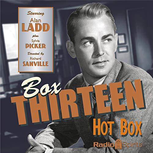 Box Thirteen: Hot Box cover art