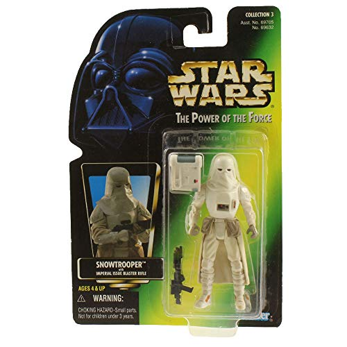 Hasbro Imperial Snowtrooper Star Wars Power of the Force Collection