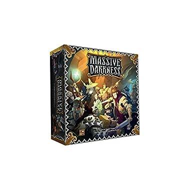 CMON Massive Darkness Board Games