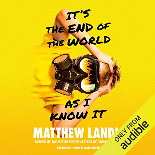 It's the End of the World as I Know It audiobook cover art