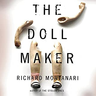 The Doll Maker audiobook cover art