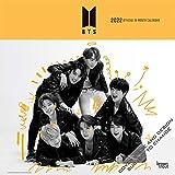 BTS OFFICIAL 2022 12 x 12 Inch Monthly Square Wall Calendar, K-Pop Bangtan Boys Music