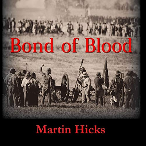 Bond of Blood audiobook cover art