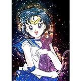 Puzzle 1000 piezas Cuadro Decoración Sailor Moon Pintura Cuadro De Animación puzzle 1000 piezas animales Rompecabezas de juguete de descompresión intelectual educativo diverti50x75cm(20x30inch)