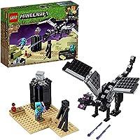 LEGO 21151 Minecraft Het laatste gevecht Verzamelobject speelgoed
