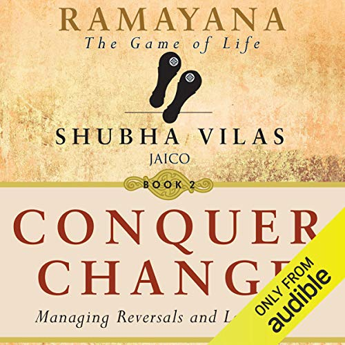 Conquer Change cover art