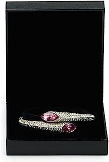 Oirlv Black Velvet Bracelet Gift Box,Jewelry Bracelet Bearer