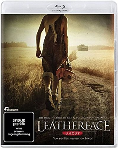 Leatherface - Uncut  (Softbox)