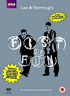 Fist Of Fun - The Complete Series One And Two