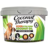 TIANA® Fair Trade Organics Coconut Oil Omega 3 Supplement For Dogs 500ml (Pack of 1)