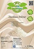 Xanthan Pulver 200g - Stabilisator, Verdickungsmittel - geschmacksneutral in Lebensmittelqualität für Soßen, Dressings, Kosmetik
