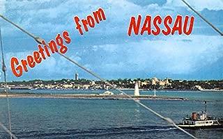 nassau postcard