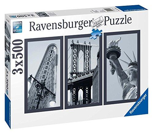 Ravensburger - Puzzle 1500 Piezas - New York