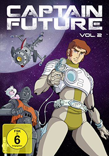 Captain Future - Vol. 2 [2 DVDs]