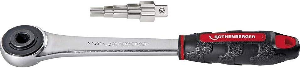 Rothenberger 73297 zestaw kluczy uniwersalnych z uchwytem zapadkowym