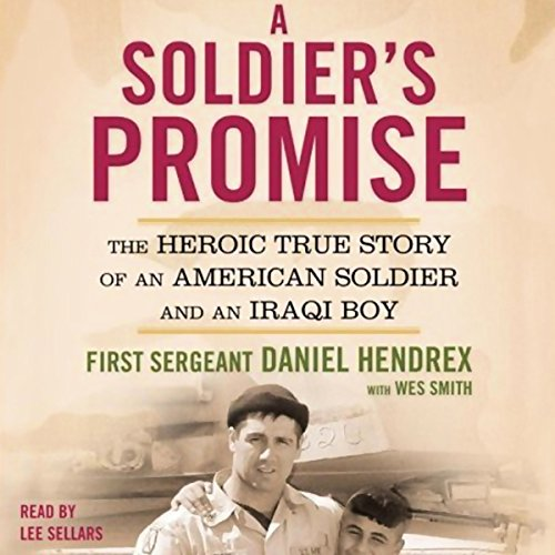 A Soldier's Promise audiobook cover art