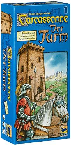 Preisvergleich Produktbild Schmidt Spiele 48161 - Carcassonne