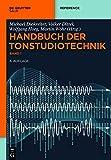 Handbuch der Tonstudiotechnik (set of 2) - Michael Dickreiter
