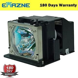 Emazne VT60LP/50022792 Projector Replacement Compatible Lamp with Housing for NEC VT460 NEC VT465 NEC VT560 NEC VT660 NEC VT660K Medion MD2950NA NEC 2000i DVS NEC VT460K NEC VT475 Zenith LS1500