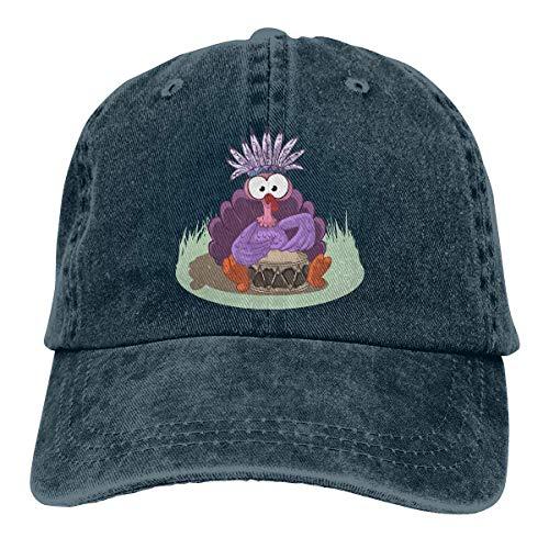 N/A Sombreros Sombrilla Al,Sombrero De Deporte,Ocio Sombrero,Sombrero De Sol,Dad Hat,Divertido Pavo Tocando...