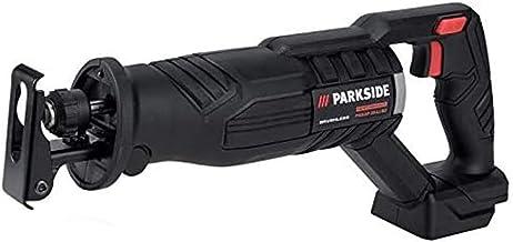 Sierra sable inalámbrica PARKSIDE Performance X20V PSSAP 20 (sin escobillas/brushless, sin batería, sin cargador, en una funda de transporte)