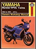 Yamaha RD350 YPVS Twins (83 - 95): 1983 to 1995 (Owners Workshop Manual)