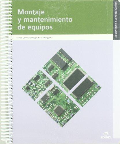 Montaje y mantenimiento de equipos (Ciclos Formativos)