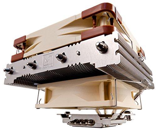 Noctua NH-L12 Low-profile Quiet CPU Cooler for Louqe Ghost S1 MkII Case