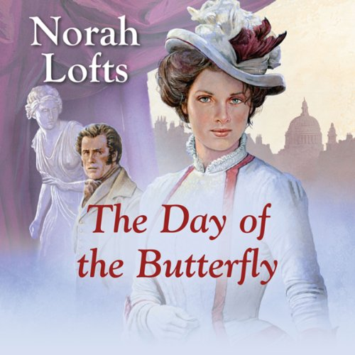 The Day of the Butterfly audiobook cover art