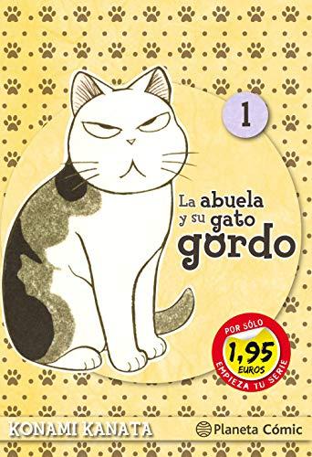MM La abuela y su gato gordo nº 01 1,95 (Manga Manía)