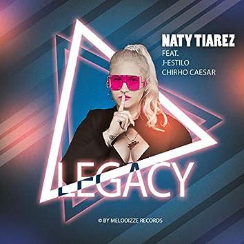 Legacy (feat. Chirho Caesar)