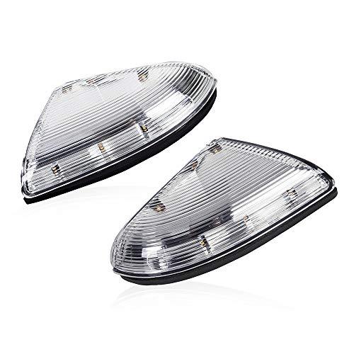 1 Paar Fahrer- und Beifahrerspiegel für Dodge Ram 1500 (68064949AA und 68064948AA)