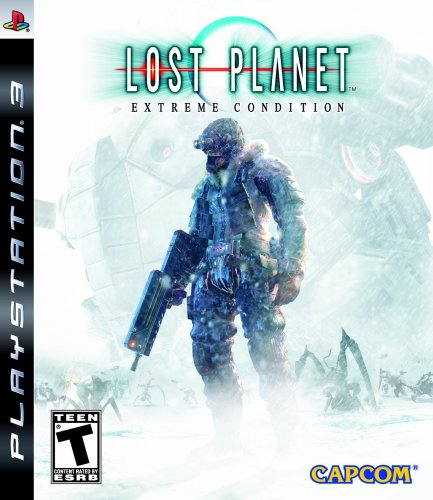 Capcom Lost Planet: Extreme Condition, PS3, ESP PlayStation 3 Español vídeo - Juego (PS3, ESP, PlayStation 3, Shooter, T (Teen))
