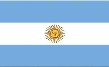 Bandera de Argentina FahnenMax 90 x 150 cm