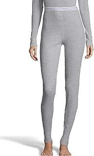 Women's Tagless Thermal Waffle Knit Pant FreshIQ, X-Temp Technology & Organic Cotton - Plus