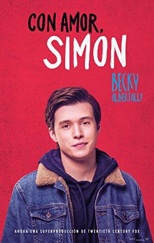 Book's Cover of Con amor, Simon (Latidos) Versión Kindle