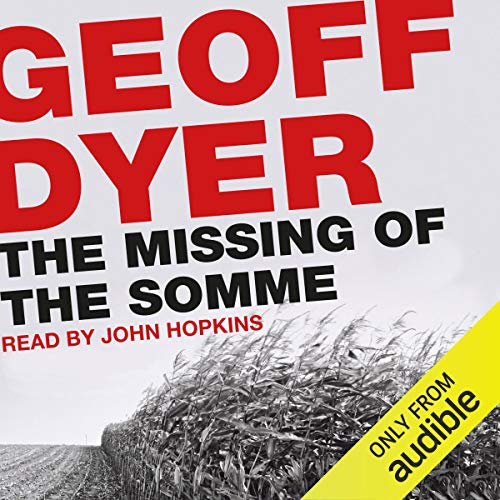 The Missing of the Somme Titelbild